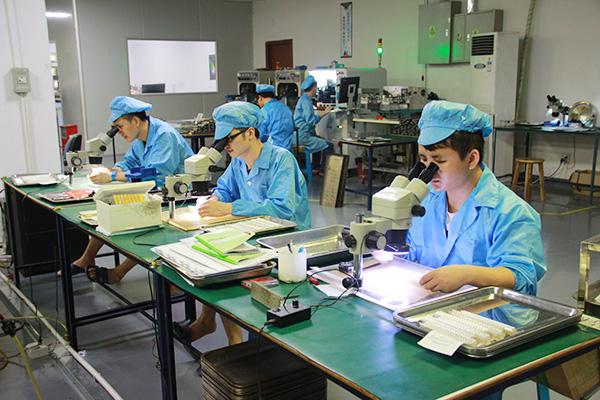 固焊生产过程检测